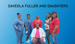 Daveola Fuller and Daughters (1)