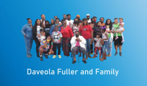 Daveola Fuller and Family