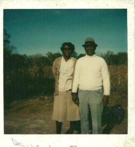 Daveola Jackson Fuller and Lawrence Fuller Jr