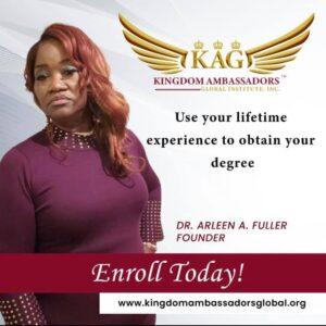 Kingdom Ambassadors AD